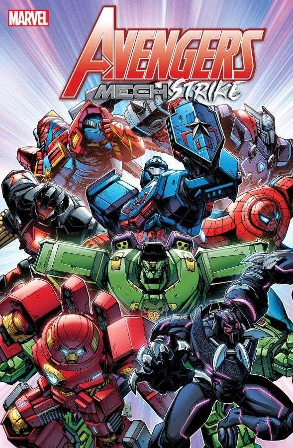 Avengers mech strike cover 1