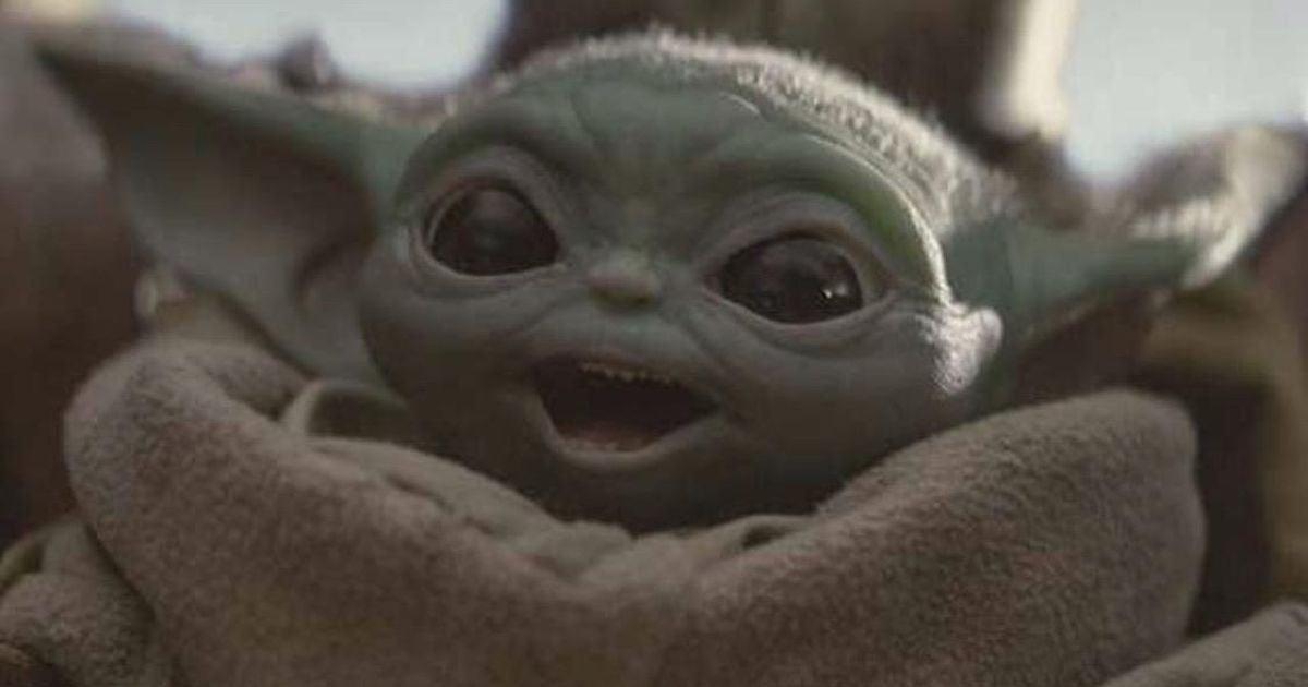 baby yoda 10 star wars mandalorian disney plus