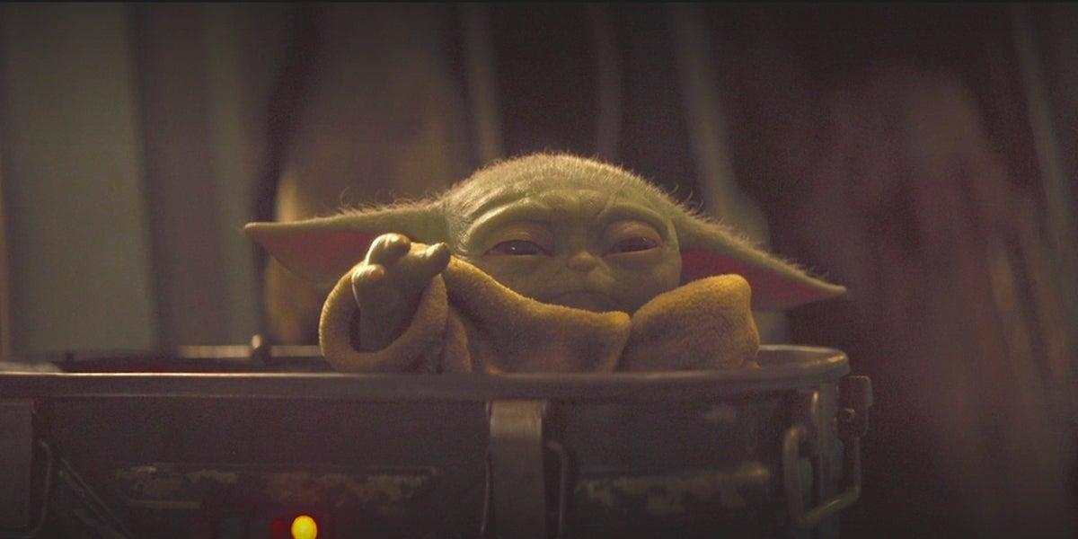 baby yoda force choke