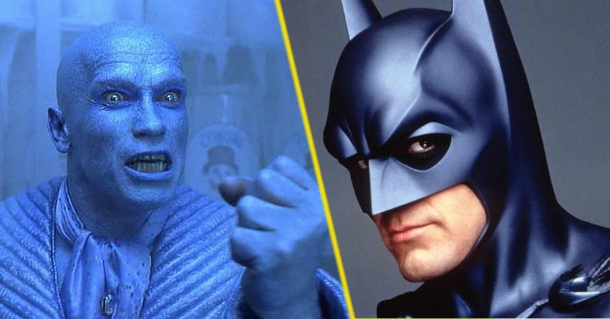 batman and robin george clooney arnold schwarzenegger mister freeze
