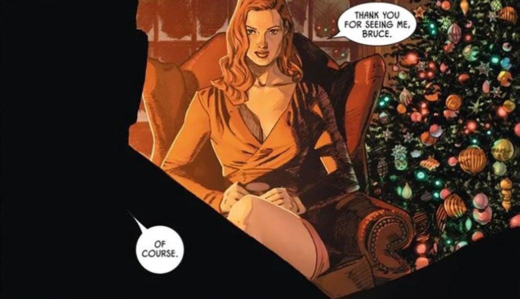 batman catwoman andrea