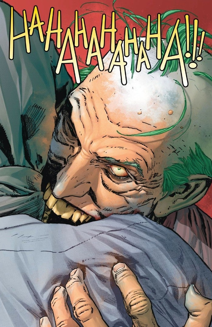 Batman Catwoman Spoilers Future Timelines Old Man Joker