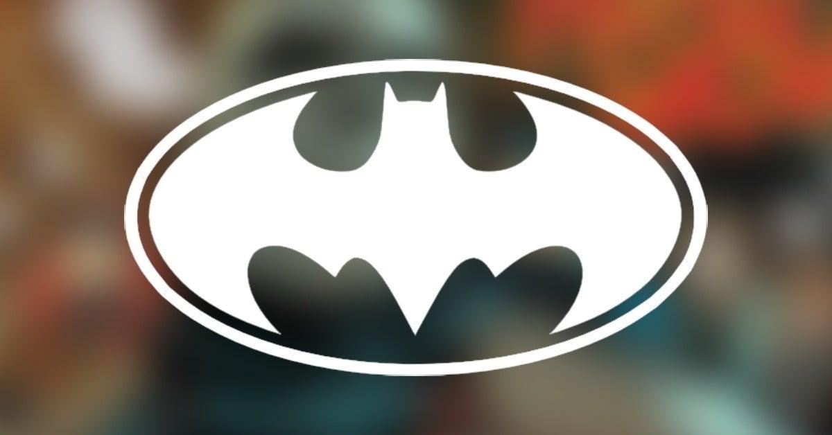 batman logo detective comics 1032