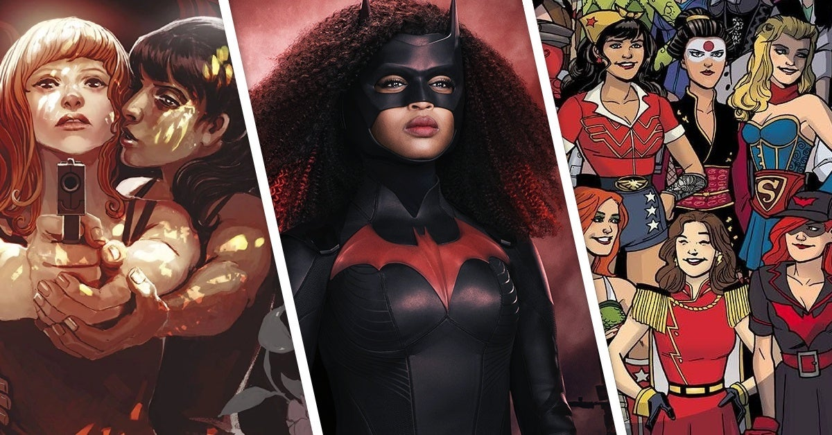 batwoman season 2 comics to read