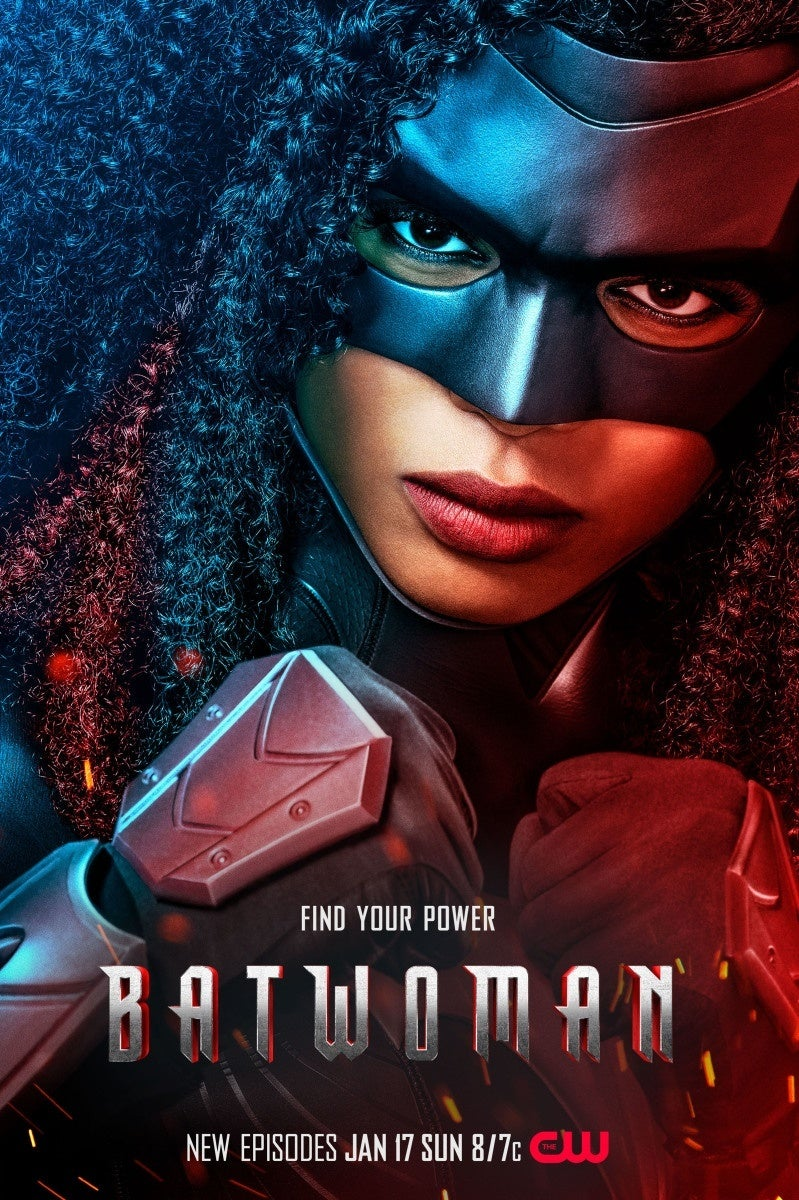 batwoman season 2 poster javicia leslie