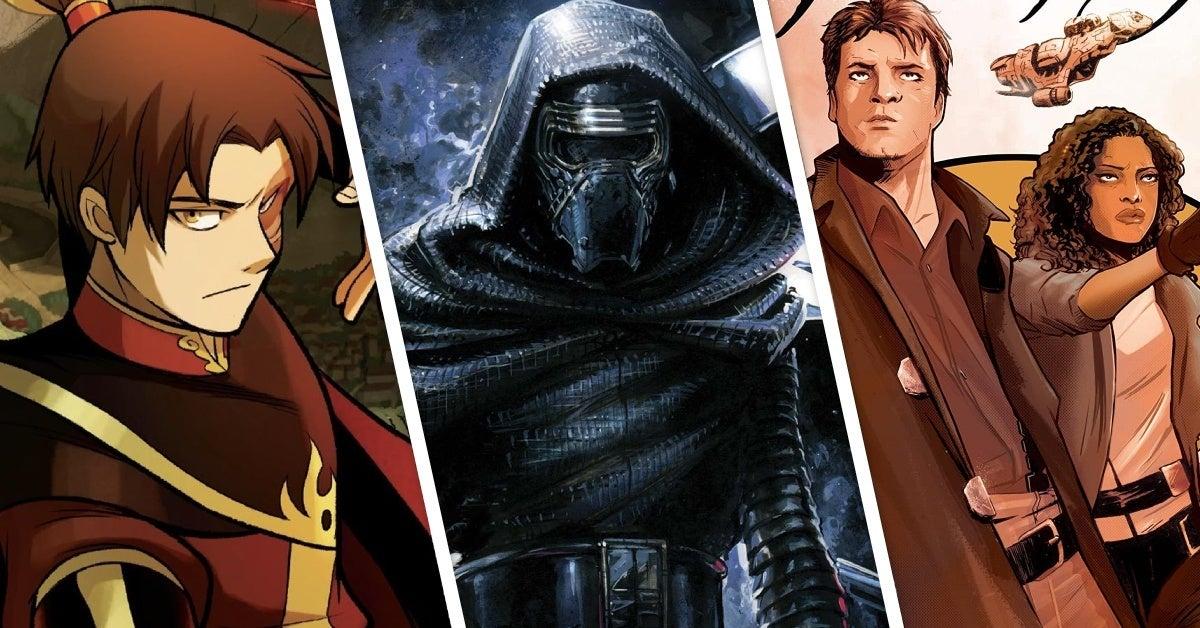 best comic book tie ins header