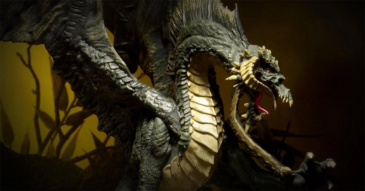 black dragon promo