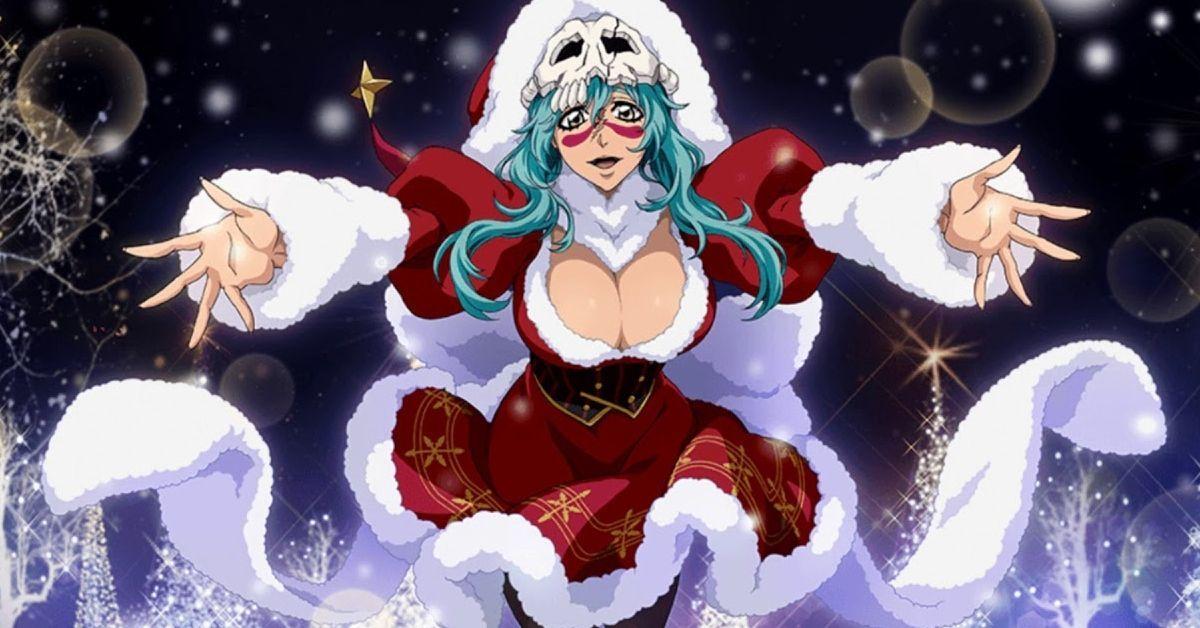 Bleach Brave Souls Christmas Nelliel Anime