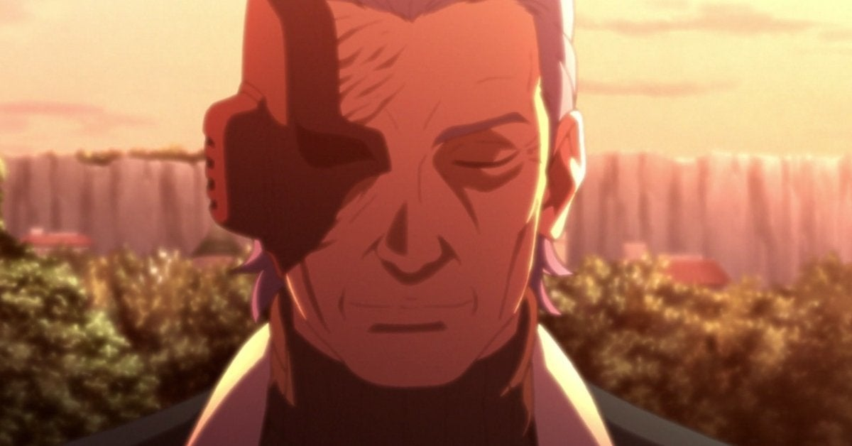 Boruto Naruto Ao Anime Promo Vessel Arc