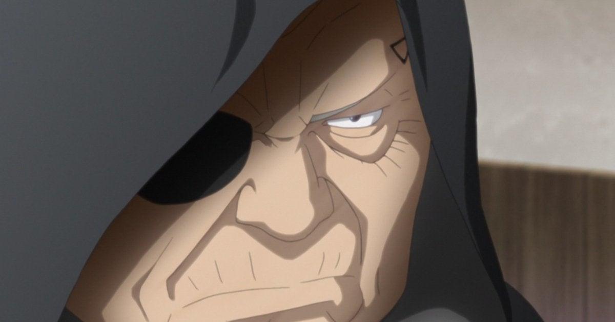 Boruto Naruto Victor Kara Anime