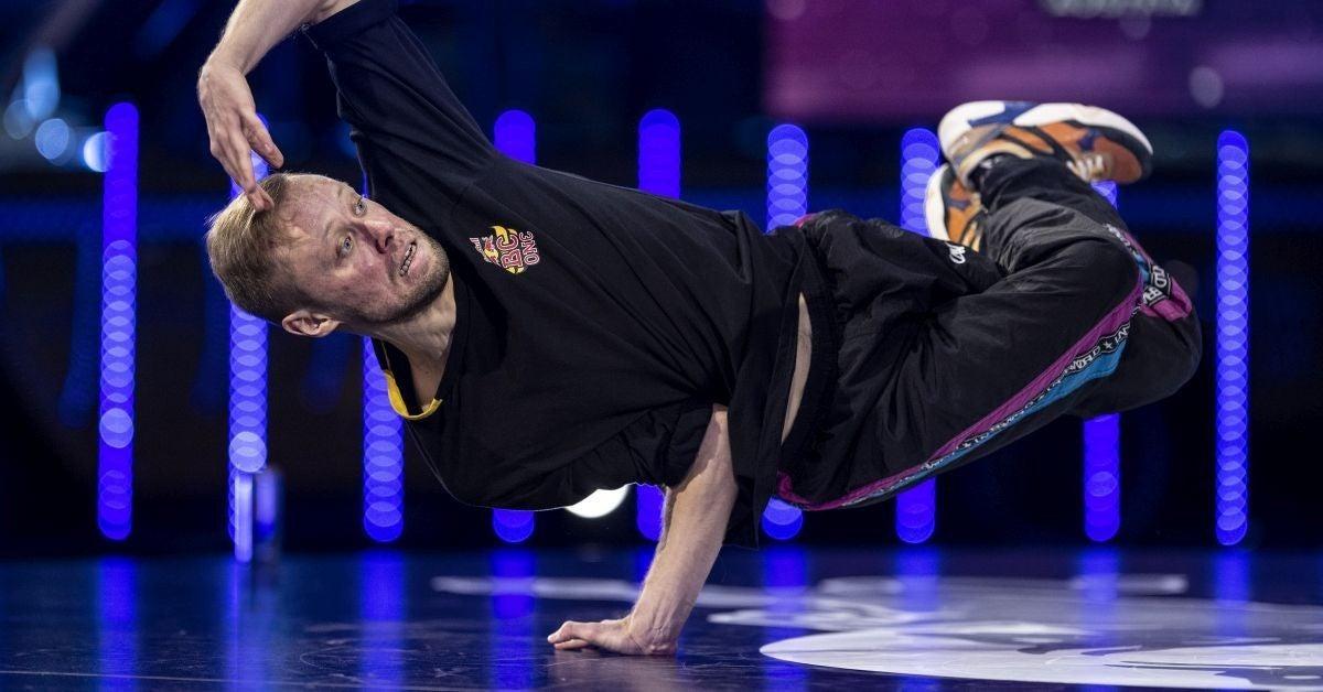 breakdancing olympics