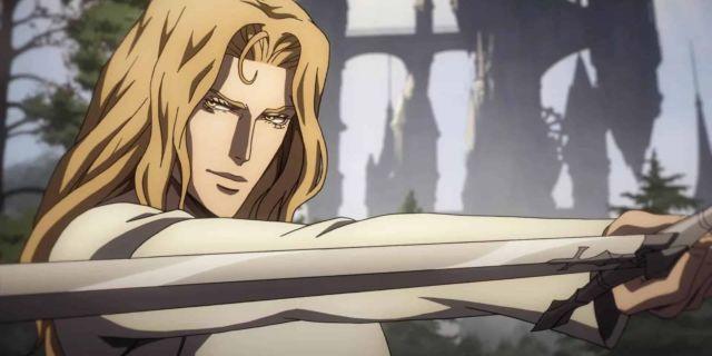 Castlevania Alucard Netflix Anime