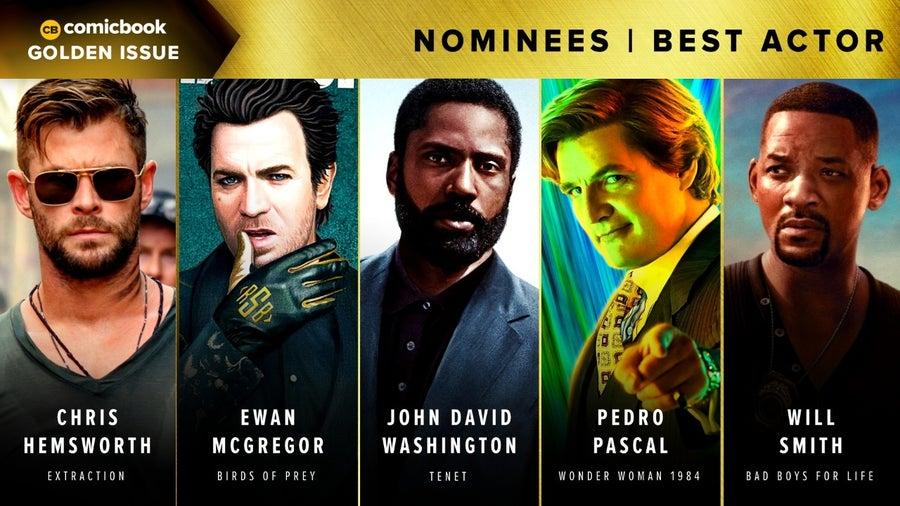 CB Golden Issues 2020 Nominees Best Actor