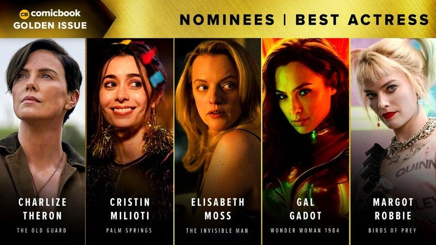 CB Golden Issues 2020 Nominees Best Actress