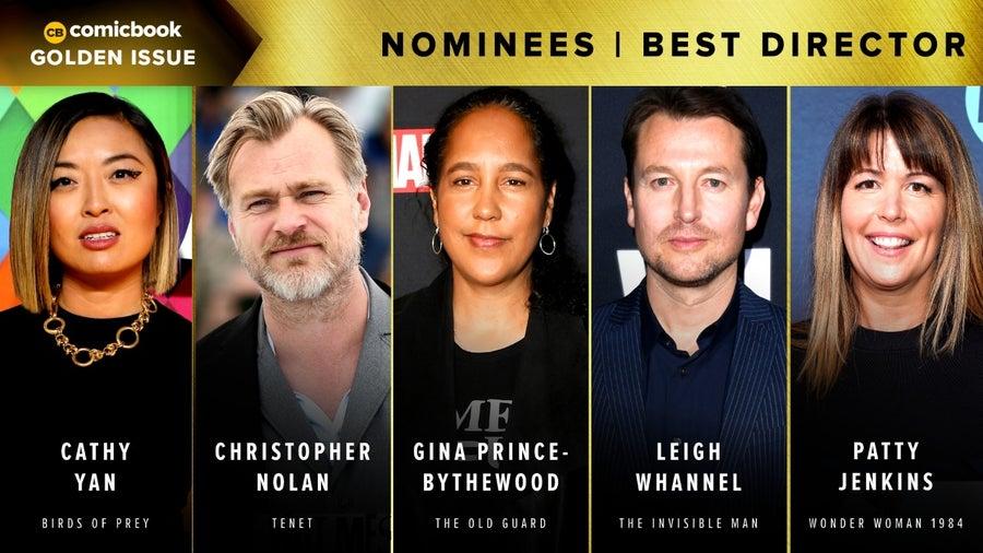 CB Golden Issues 2020 Nominees Best Director