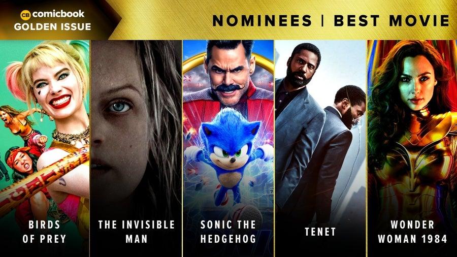 CB Golden Issues 2020 Nominees Best Movie