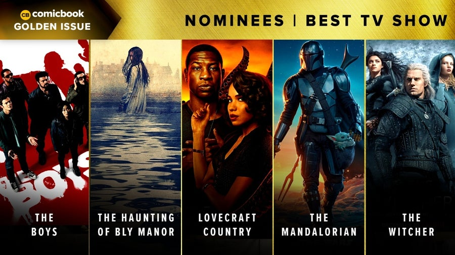 CB Golden Issues 2020 Nominees Best TV Show