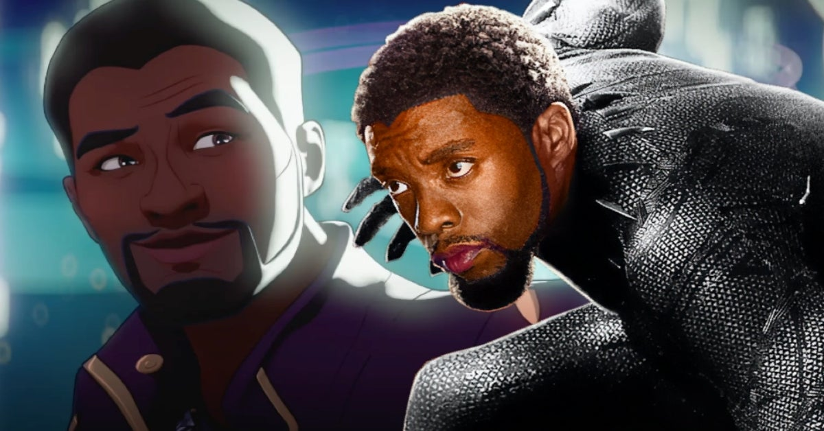 Chadwick Boseman Black Panther Marvel What If ComicBookcom