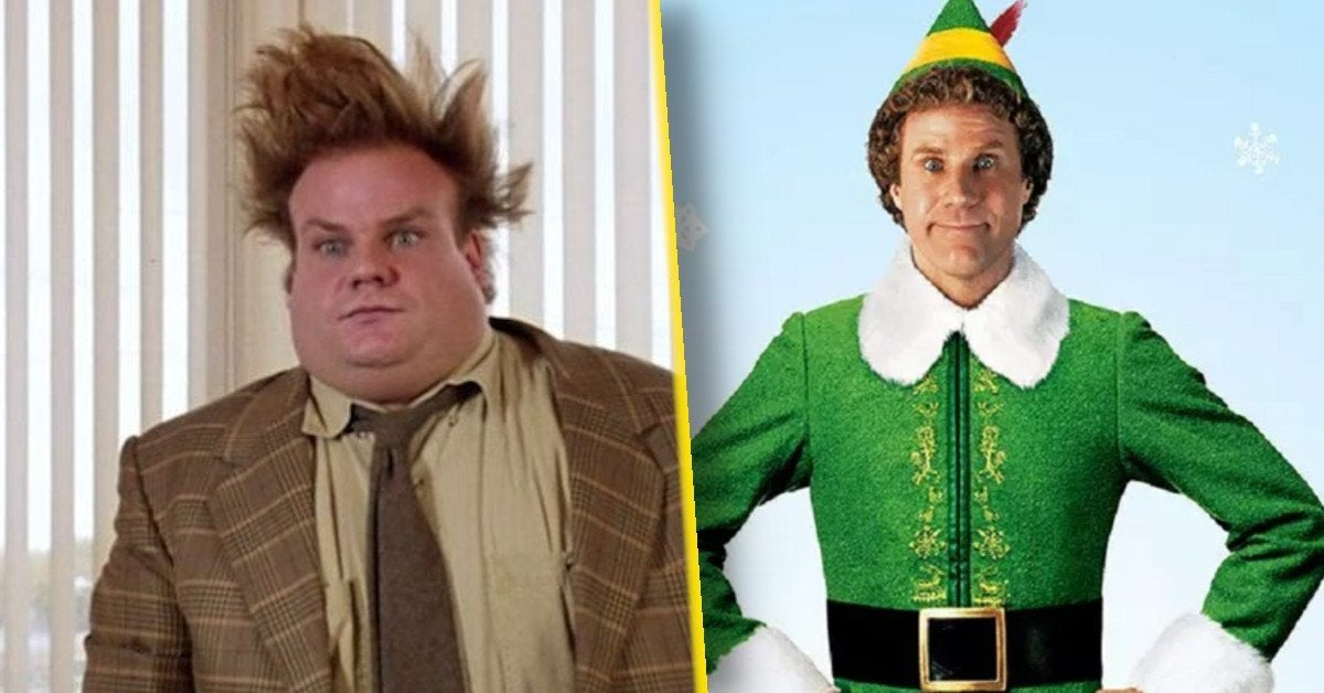 christ farley elf movie