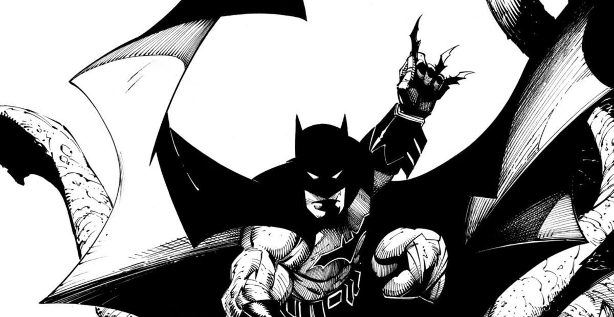 Comic Reviews - Batman Black and White #1