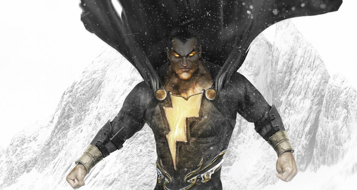 Comic Reviews - Black Adam Endless Winter Special #1