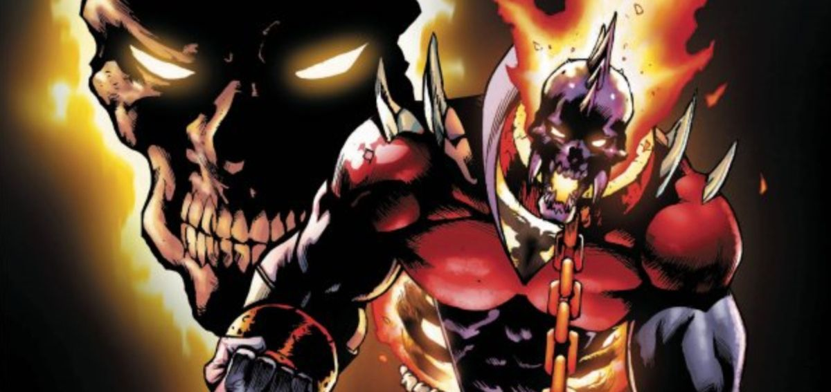Comic Reviews - Ghost Rider Return of Vengeance #1