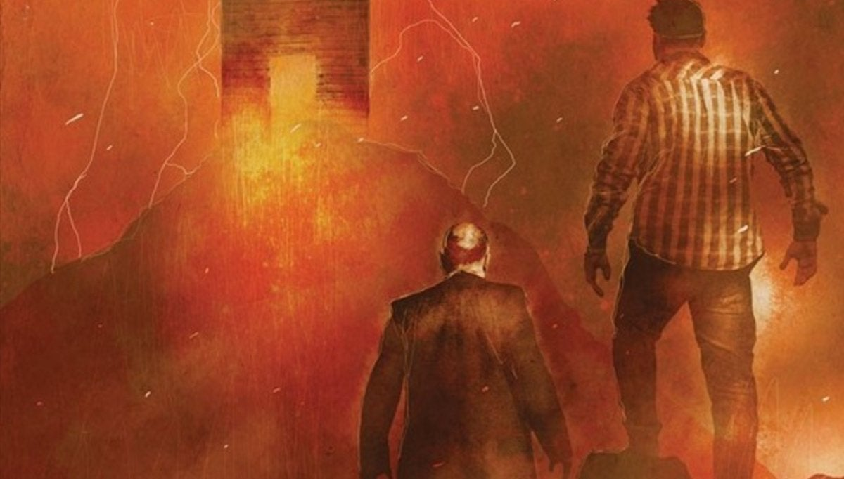 Comic Reviews - Gideon Falls #27