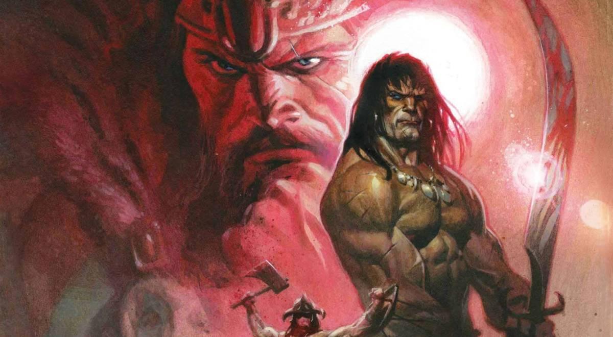 Comic Reviews - King Size Conan #1