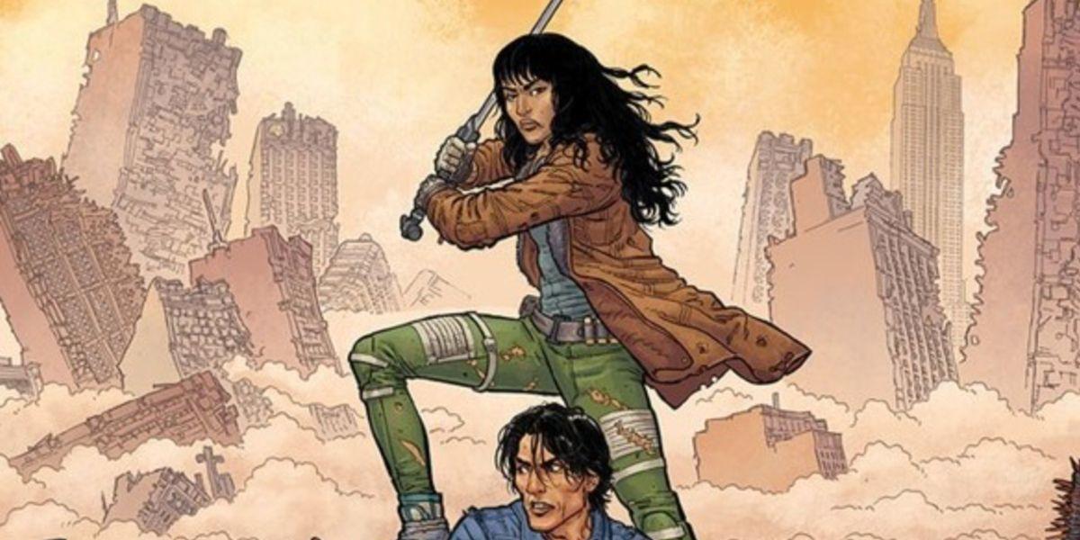 Comic Reviews - Post Americana #1