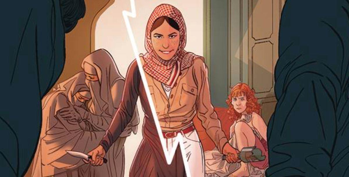 Comic Reviews - Yasmeen #5