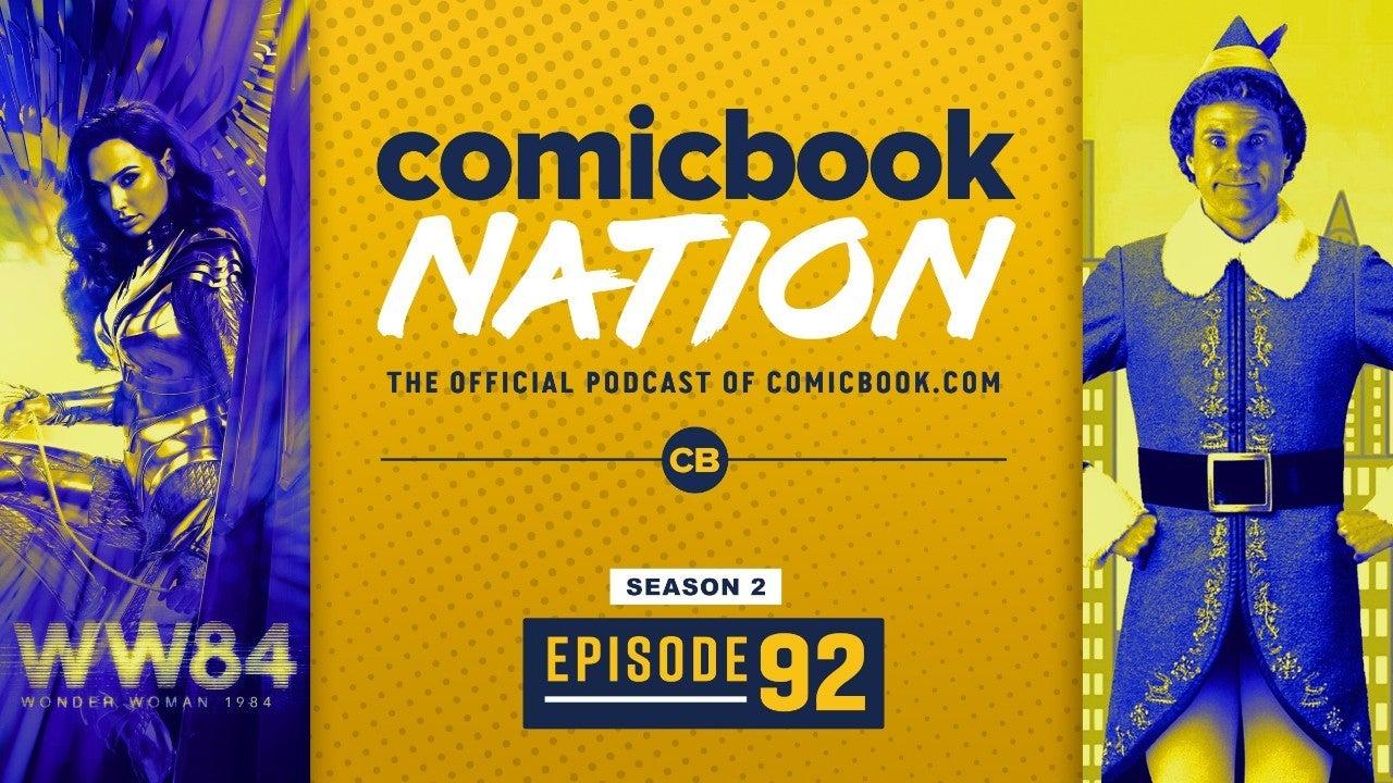 ComicBook Nation Wonder Woman 1984 Reviews No Spoilers Best Christmas Movies 2020