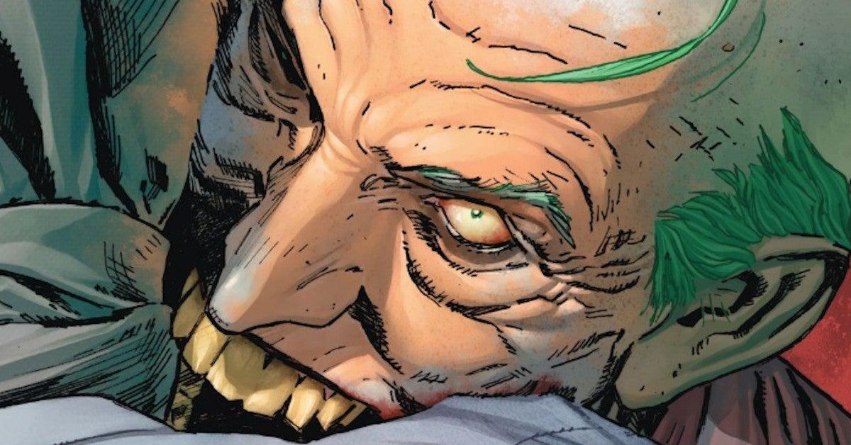 DC Batman Catwoman Spoilers Future Timelines Old Man Joker
