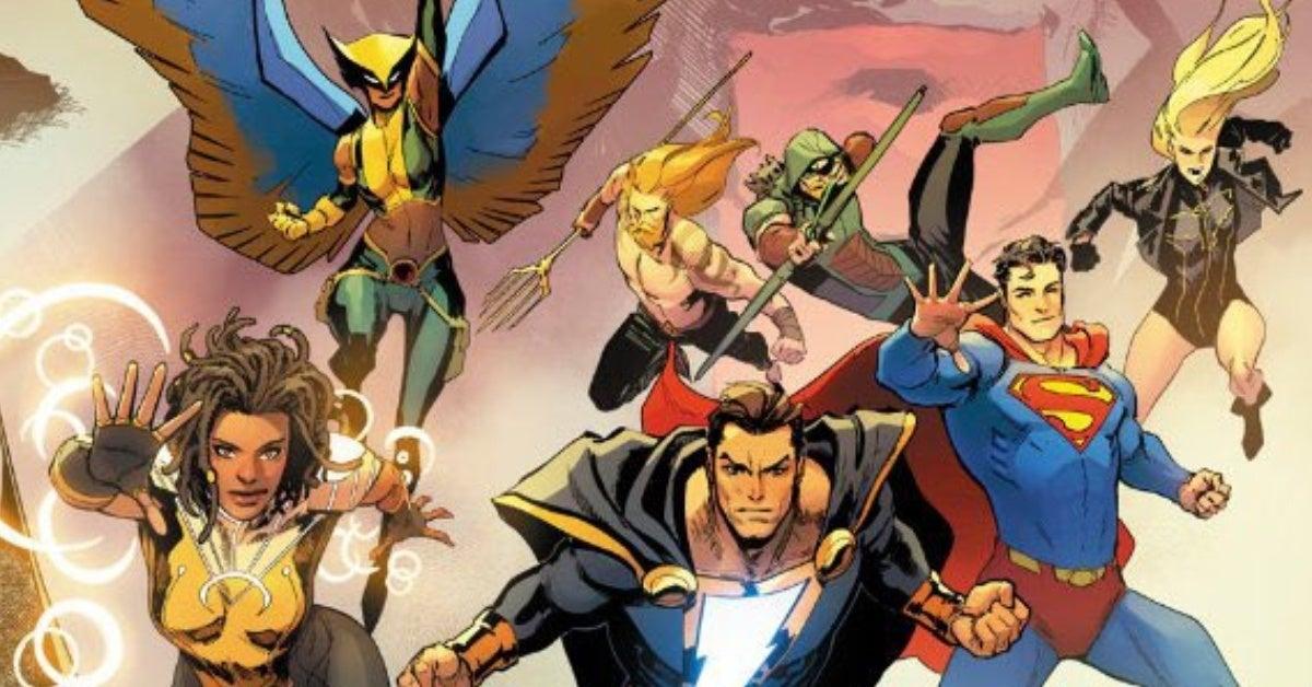dc comics justice league 59