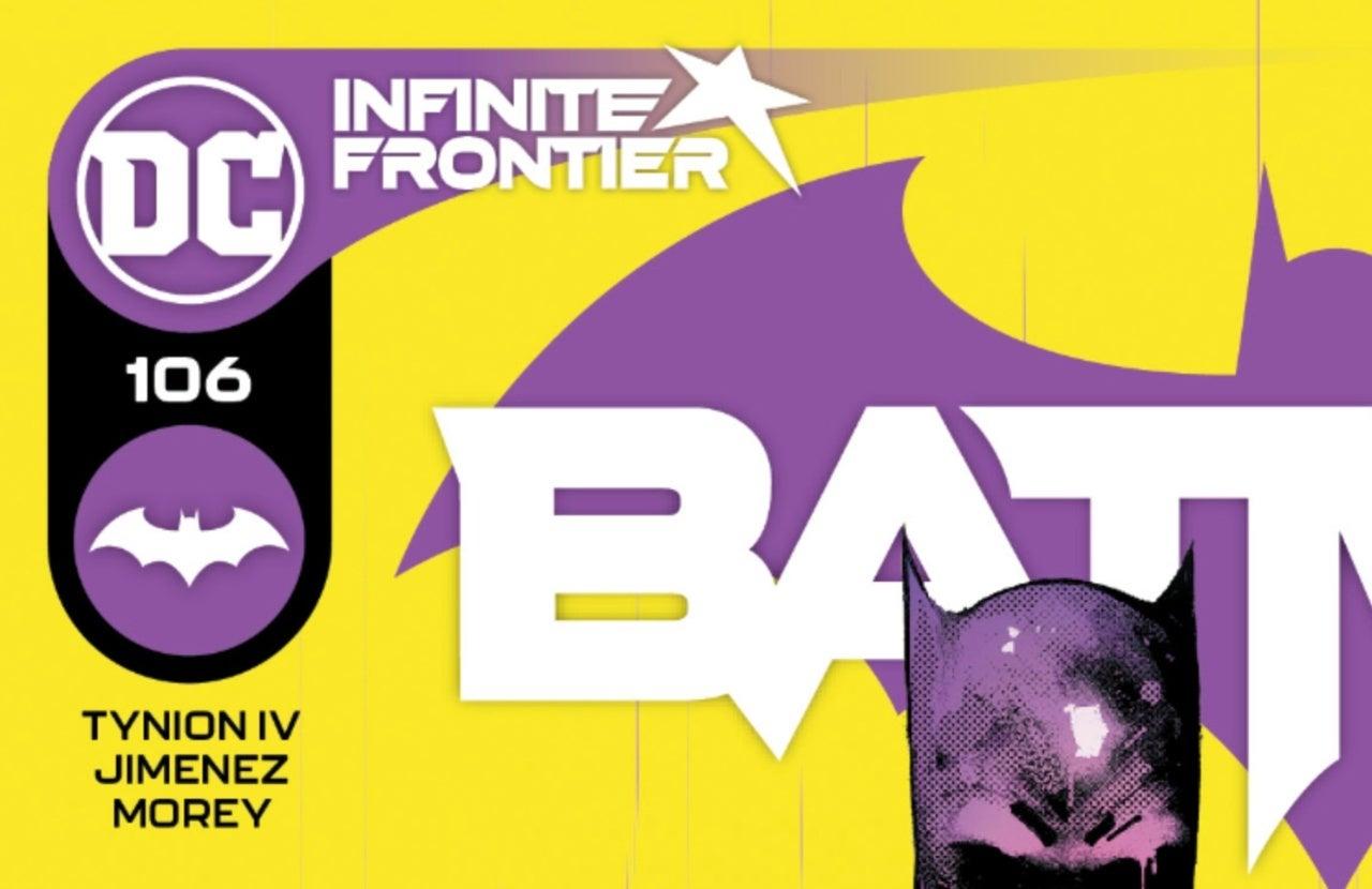 dc infinite frontier logo trade dress 1