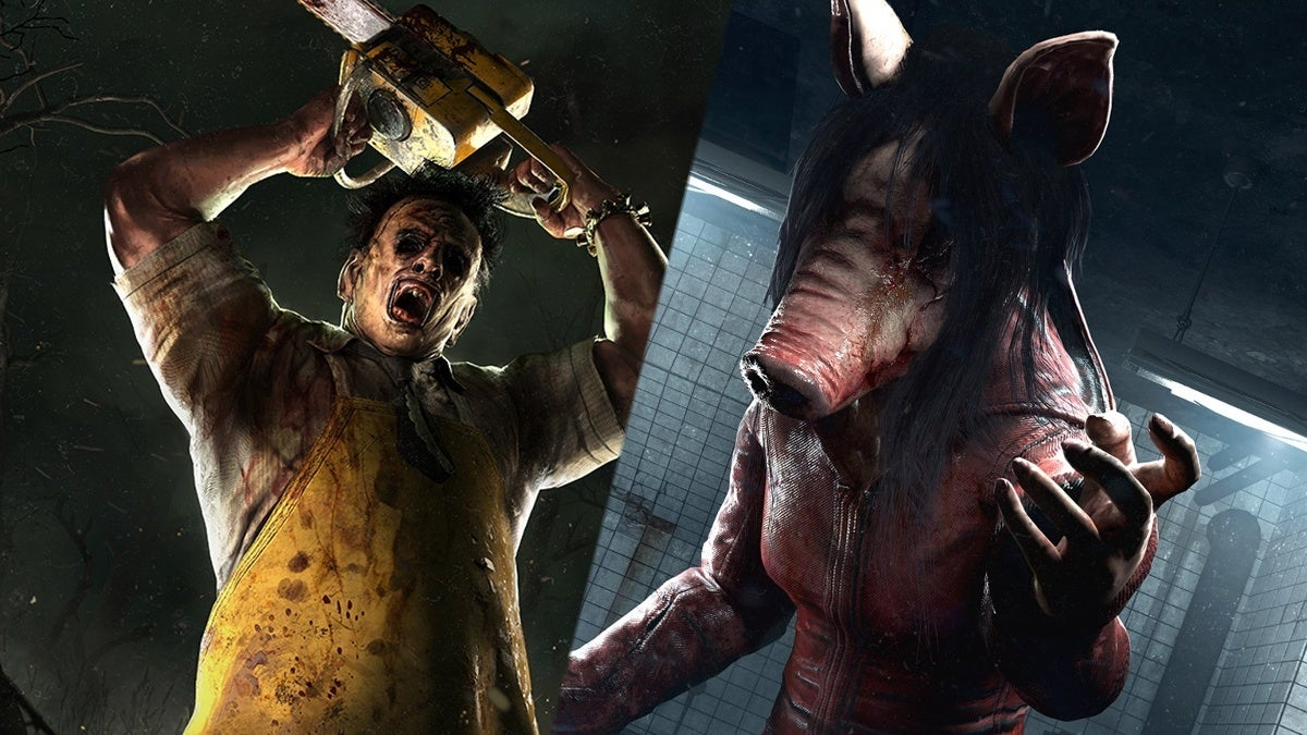 Dead by Daylight Saw Texas Chainsaw Massacre