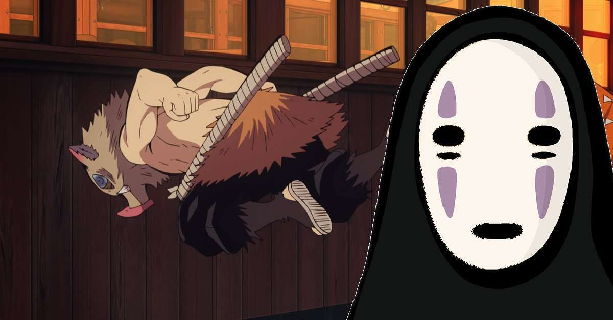 Demon Slayer Spirited Away
