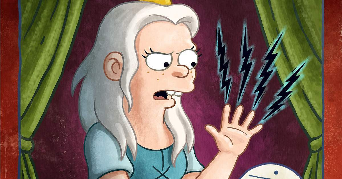 Disenchantment Part 3 Character Posters