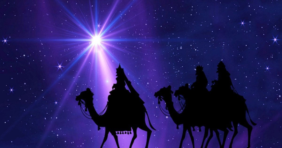Disney Christmas Star of Bethlem Saturn Jupiter Conjunction