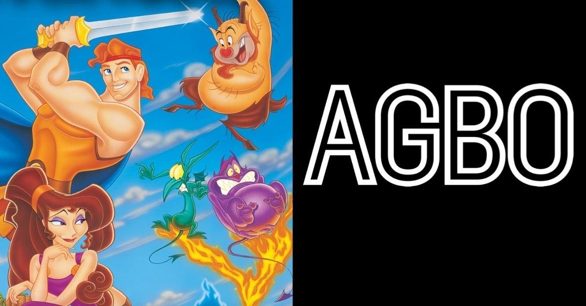 Disney Hercules AGBO Russo COMICBOOKCOM