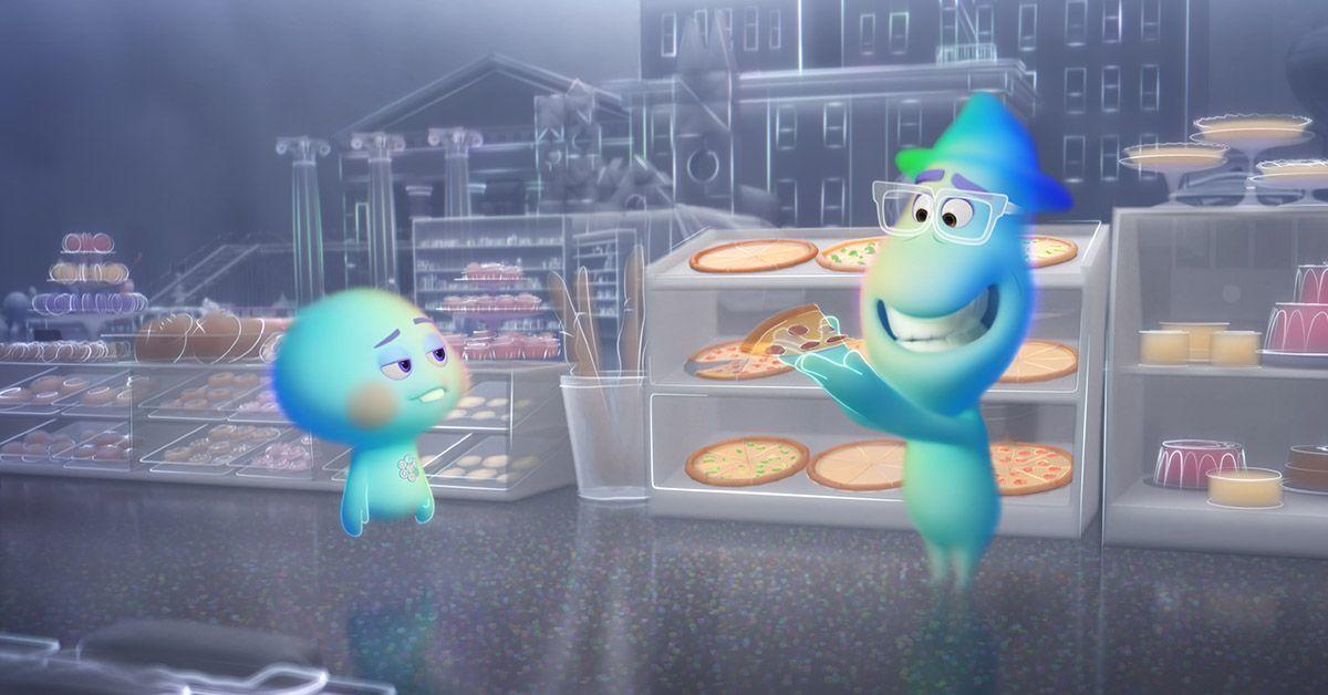 disney pixar soul 22 joe pizza