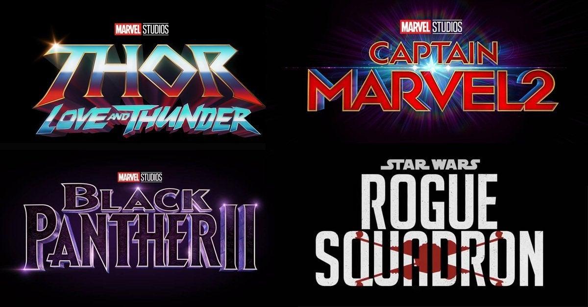 disney release schedule star wars marvel studios