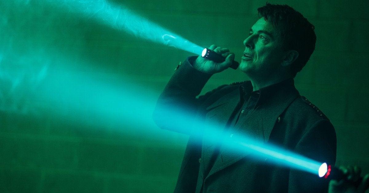 Doctor Who DW Revolution of the Daleks Captain Jack John Barrowman