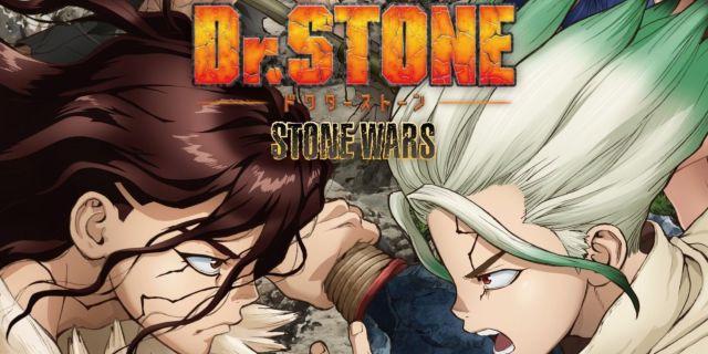 Dr Stone Season 2 Stone Wars Key Visual Anime