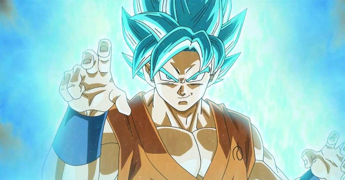 Dragon Ball Super Goku Toriyama