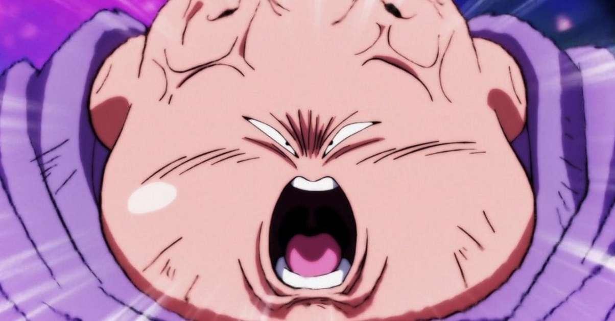 Dragon Ball Super Majin Buu