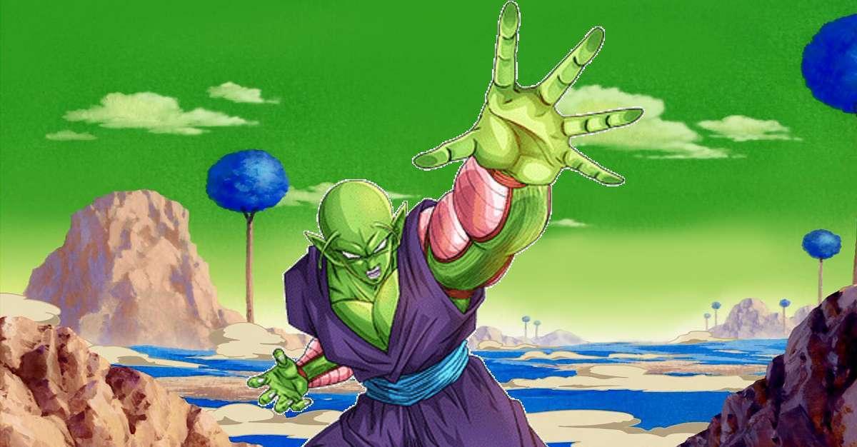 Dragon Ball Super Planet Namek