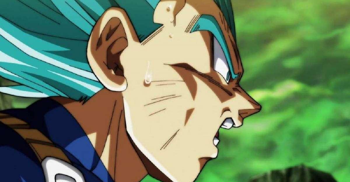 Dragon Ball Super Vegeta Popularity Poll