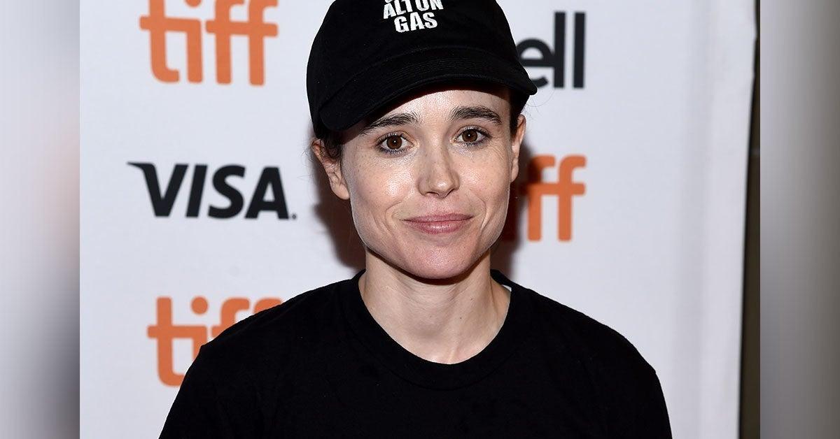 Ellen Elliot Page Transgender Announcement LGBTQ