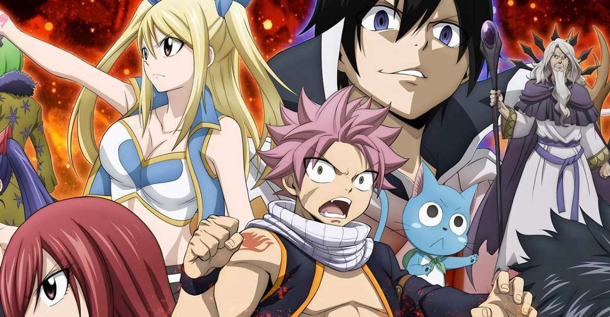 Fairy Tail New Year