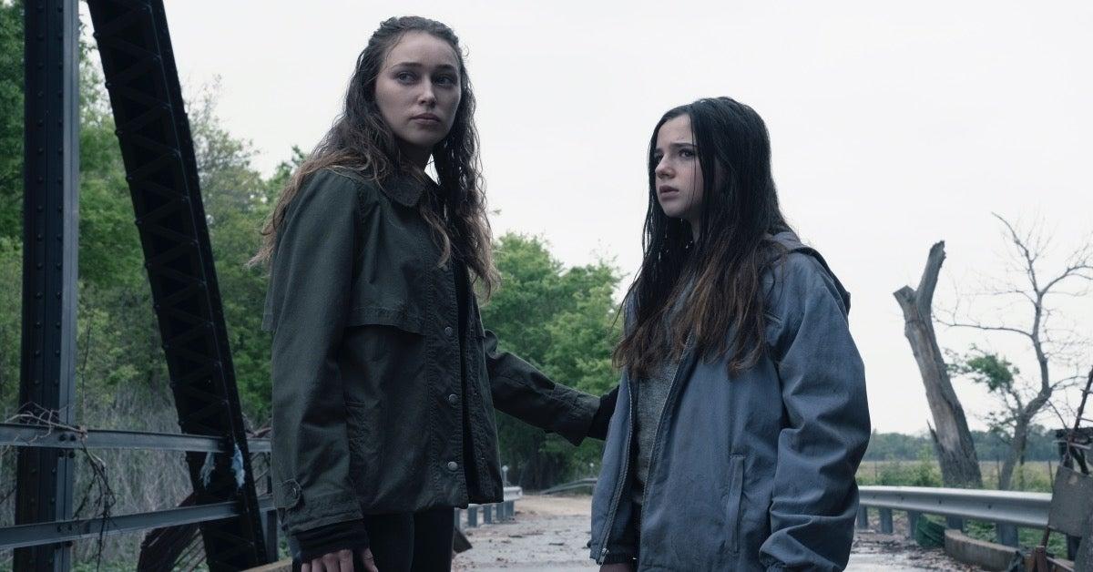 Fear the Walking Dead Alexa Nisenson Charlie